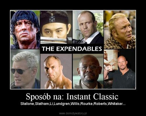 Sposób na: Instant Classic