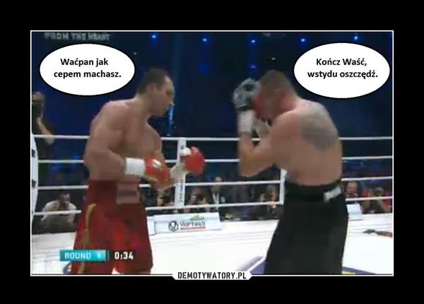 Klitschko vs Wach –
