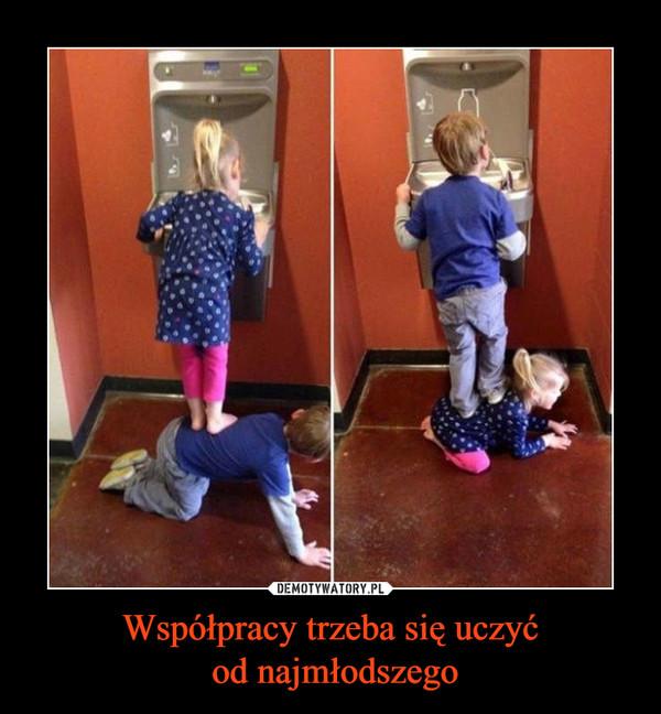 Współpracy trzeba się uczyć od najmłodszego –