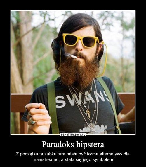 Paradoks hipstera