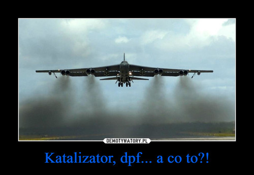 Katalizator, dpf... a co to?!