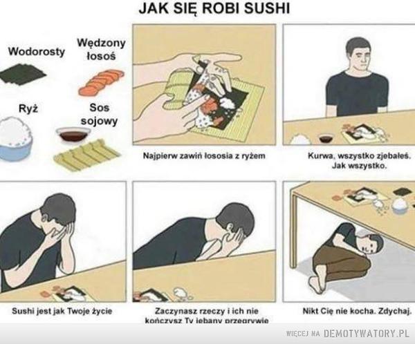 Sushi –