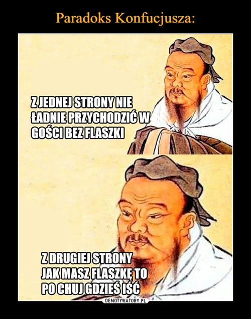 Paradoks Konfucjusza: