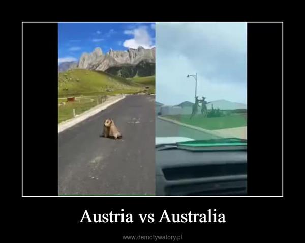 Austria vs Australia –